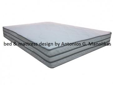 Στρώμα ανατομικό διπλό 150-υπέρδιπλο 160 διάσταση,ανεξάρτητα ελατήρια σε θήκες (pocket),προσφορά