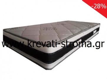 Στρώμα ημί διπλο 1,10 με κοκοφοίνικα σκληρό,κατάλληλο για πολλά κιλά κ κακή χρήση,προσφορά