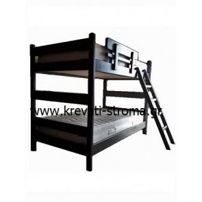 Κουκέτα διόροφο κρεβάτι ημίδιπλο (ενάμιση) για 110 στρώμα,για παιδιά αλλά και ενήλικες από μασίφ ξύλο αντοχής σε τιμή οικονομική προσφοράς