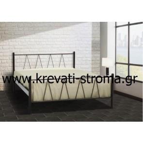 Κρεβάτι σιδερένιο σε όλες τις διαστάσεις κατάλληλο για φοιτητές,ενοικιαζόμενα δωμάτια ή το σπίτι σας  σε τιμή προσφοράς