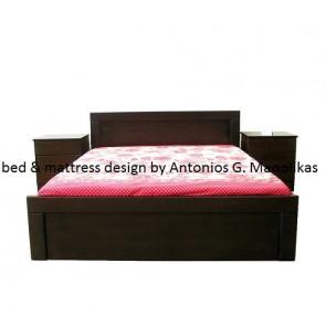 Κρεβατοκάμαρα σετ ξύλινη σε τιμή προσφοράς