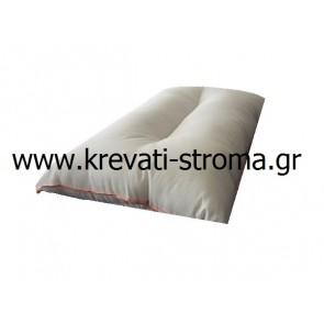 Μαξιλάρι ύπνου για κρεβάτι-στρώμα με ραφή στήριξης,ανατομικό,κάλυμμα 100% βαμβάκι,αντιαλλεργικό,πλενόμενο sto Αιγάλεω,Αθηνά,Αττική
