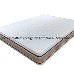Στρώμα ορθοπεδικό με κοκκοφοίνικα και energy foam