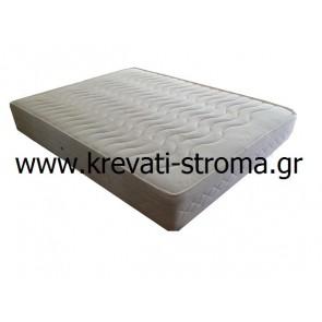 Στρώμα ορθοπεδικό ημίδιπλο 1,10 διάσταση,26 πόντους ύψος και aloe vera,προσφορά