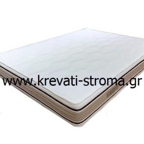 Στρώμα ορθοπεδικό διπλό 1,50-υπέρδιπλο 1,60 διάσταση,ορθοπεδικό,κοκοφοίνικας με λάτεξ κ ύφασμα για ακάρεα